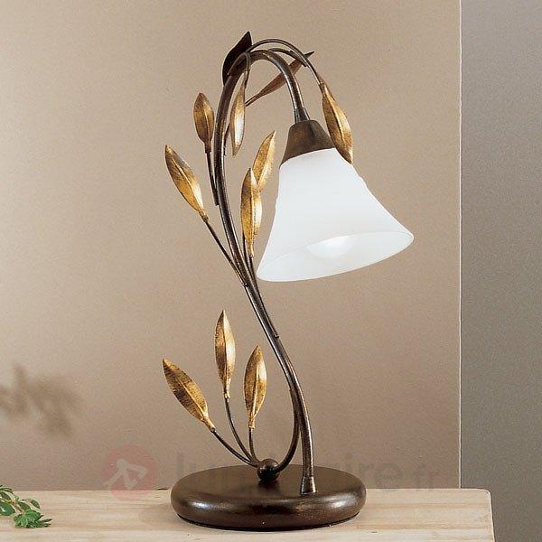 Lampe à poser élégante CAMPANA - Lampes à poser style florentin