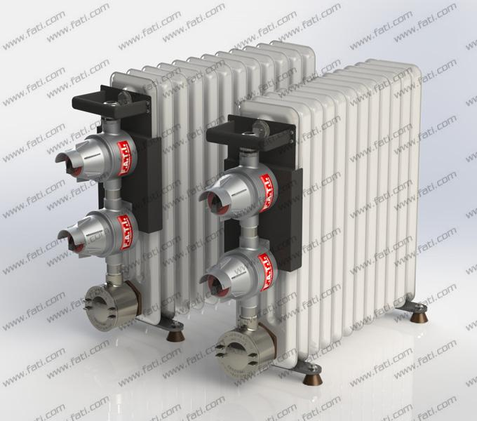 """Convector"" static air heaters - null"