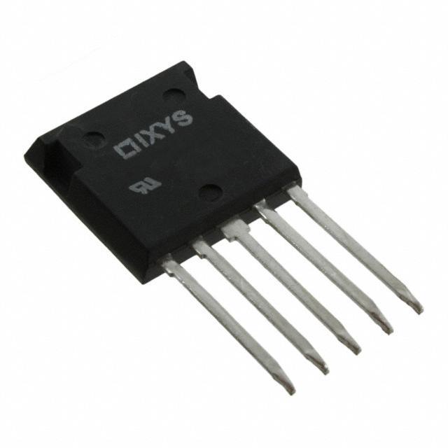 IGBT 600V 40A I-PACK - IXYS FII40-06D