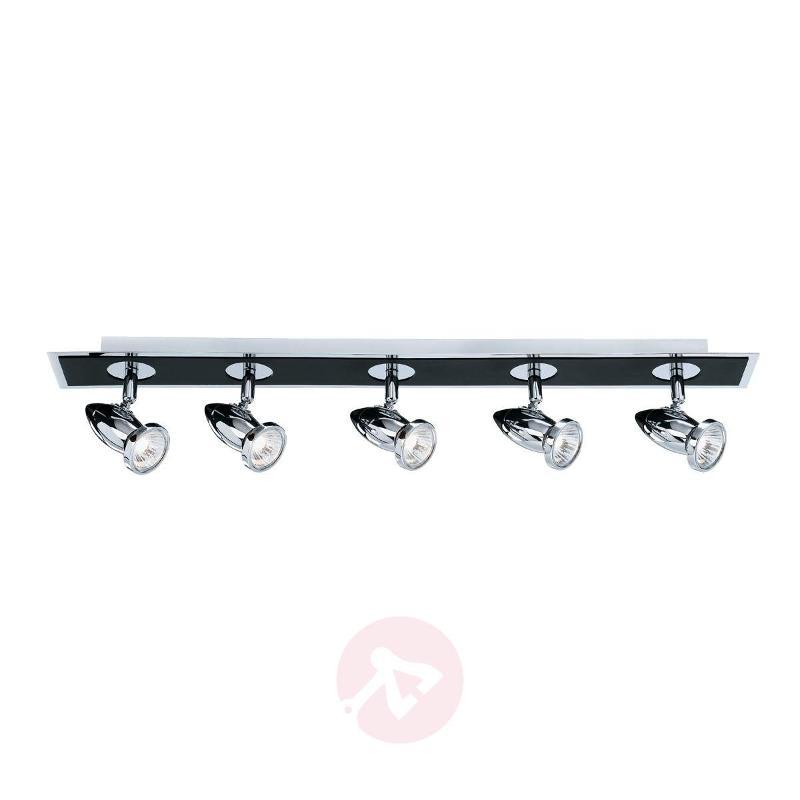 5-light Latisa ceiling spotlight - Ceiling Lights