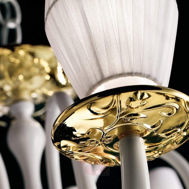 Organza chandelier Milady - Chandeliers