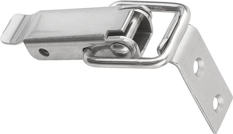 Latch Stainless Steel Din 3133 - Toggle clamps Pneumatic clamps Accessories for clamps Latches Quarter-turn locks
