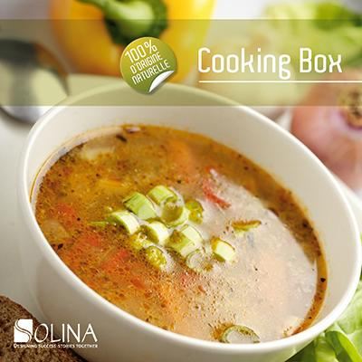 COOKING BOX SOLINA