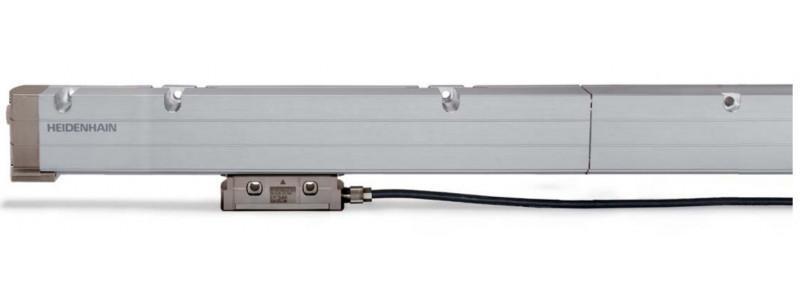 LC 200系列封闭式直线光栅尺 - LC 200封闭式直线光栅尺标准光栅尺外壳 绝对式位置测量