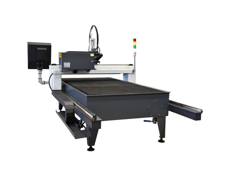 Compact CNC plasma cutter, Oxygen (flame) cutting machine. - ProArc Magicut series- Table type