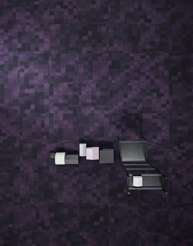 Area 700 - Tile - A mosaic of gently shimmering puzzle pieces.