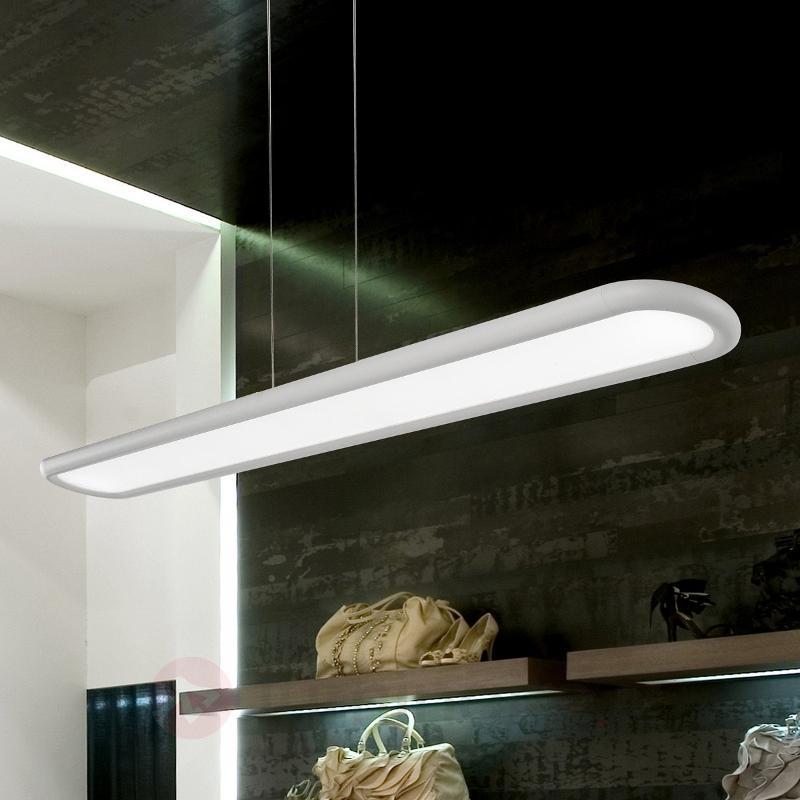 Suspension LED NET longue - Cuisine et salle à manger