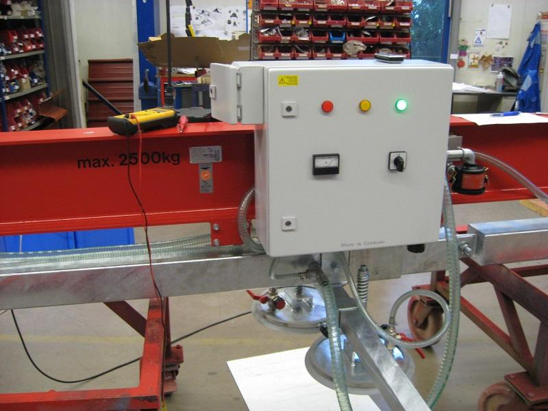 vacuum lifter - up to 4.000 kg - null