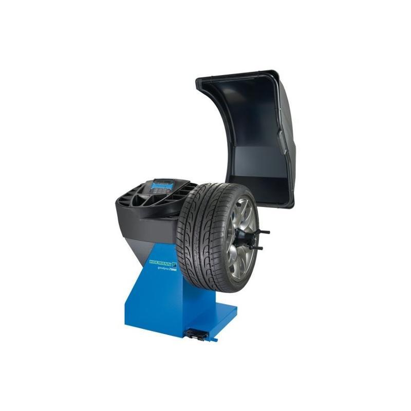 Equilibreuse de roue - HOFMANN GEODYNA 7300