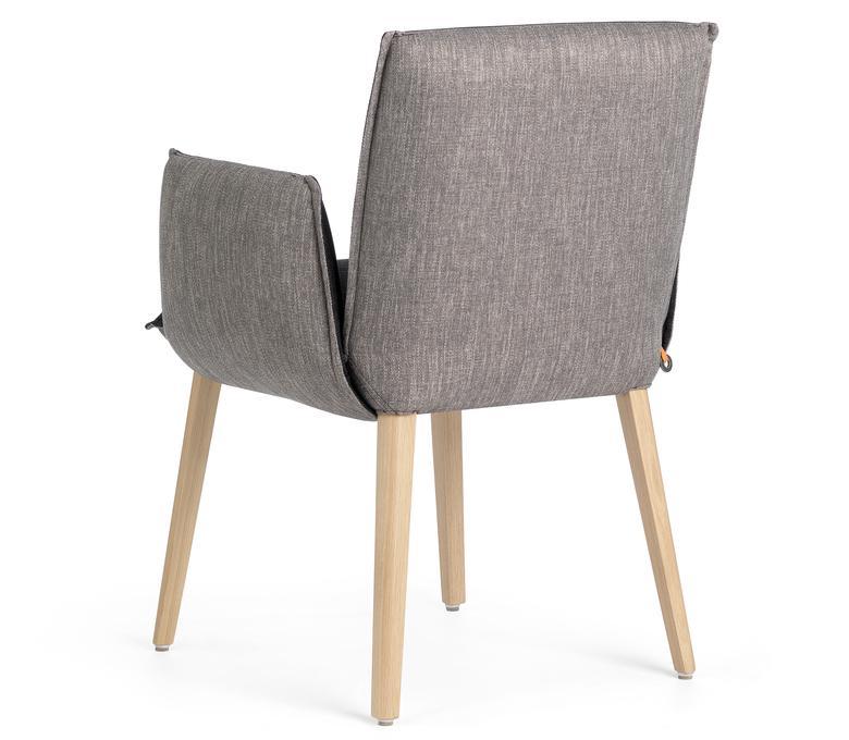 chaises - SOFT BI H47 +A