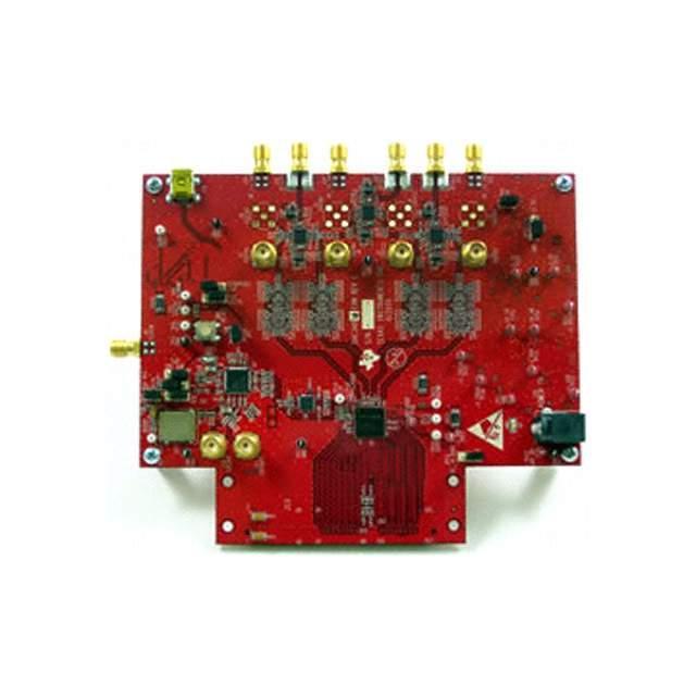 EVAL MODULE FOR DAC3484 - Texas Instruments DAC3484EVM