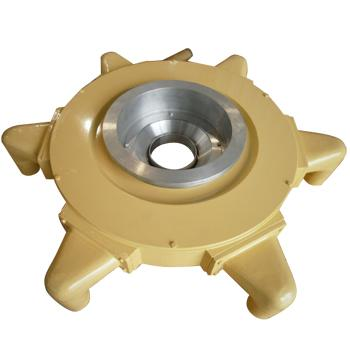 HD Single Lip Non-Rotary Air Ring (General Type) - HD Single Lip Non-Rotary Air Ring (General Type)