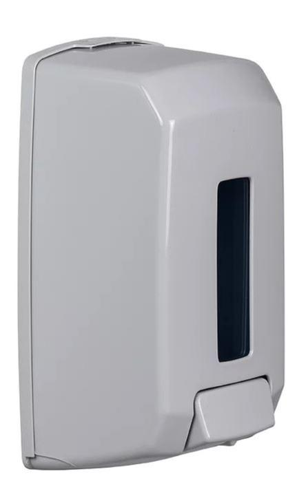 Distributeur de savon 1,1L Blanc, - Distributeur de savon 1,1L Blanc,