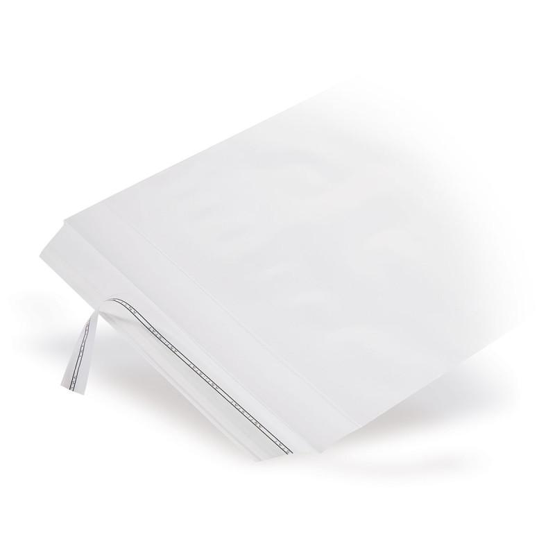 LDPE-Adhesive Closure Bags With Slanted Flap - LDPE-Adhesive Closure Bags With Slanted Flap