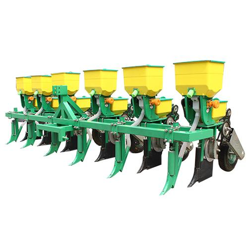 Corn Planter Designed for Seeding in Rough Condition