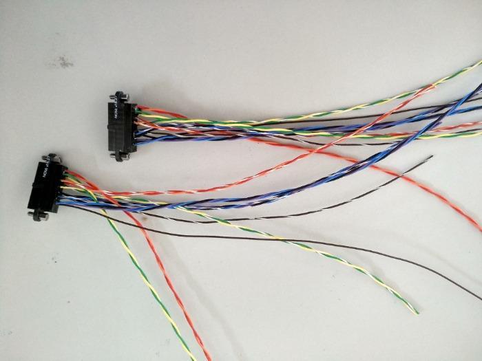 Cablagens Robóticas e Electrónicas -