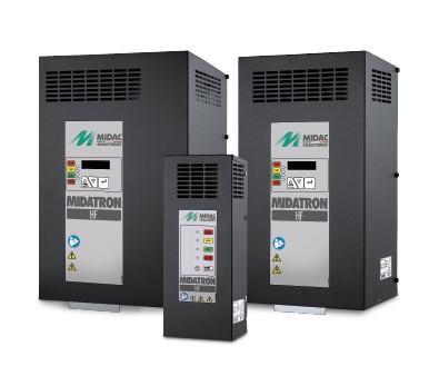 MIDATRON HF - Integrated power solutions