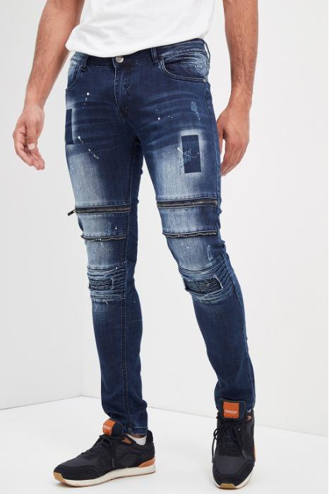 Dostawca Dżinsy RG512  - Spodnie i Dżinsy