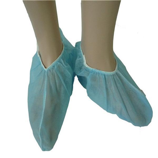 Cubierta de zapato no tejida - azul, blanco, verde o personalizado, 41 x 15 cm o personalizado