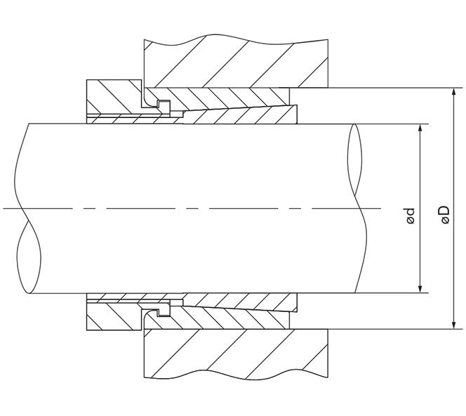 Locking Assembly  - RfN 7075