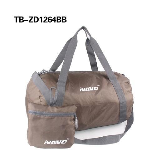 Water resistant sports foldable duffel bag -  Polyester Luggage Sports Gym Foldable Travel Duffel Bag