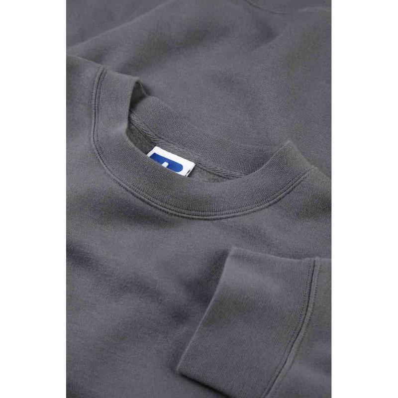 Sweat shirt manches set-in Authentic - Sans capuche