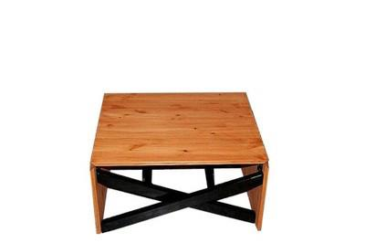 tables modulables  en bois massif