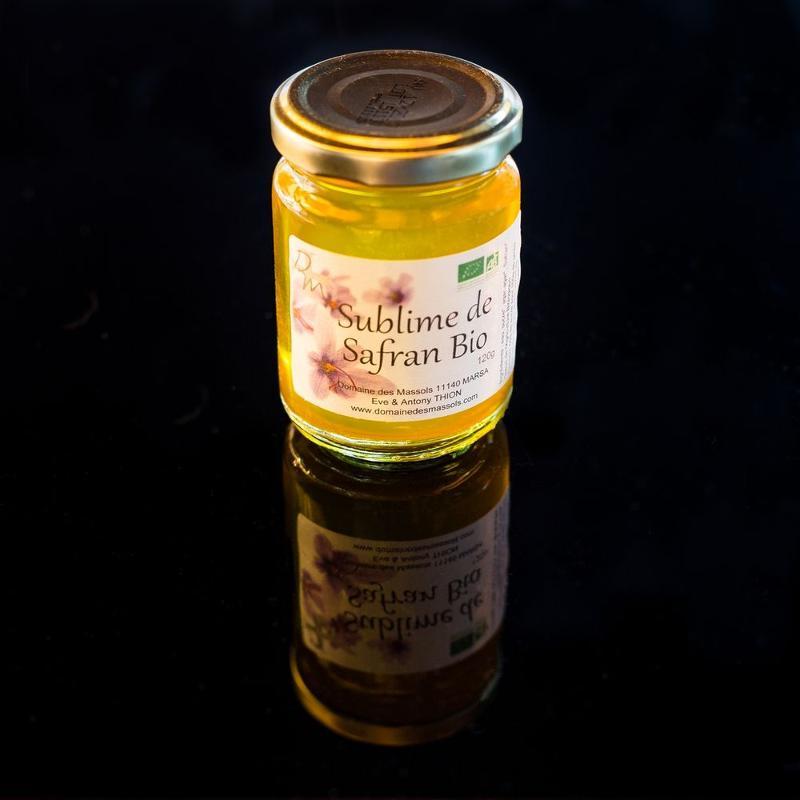 Sublime de Safran - Épicerie sucrée