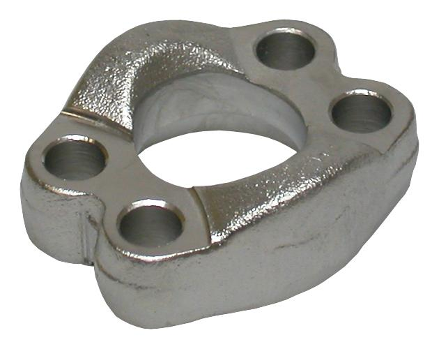 "VFL 3000 PSI 2 1/2"" full flange stainles - Stainless steel"