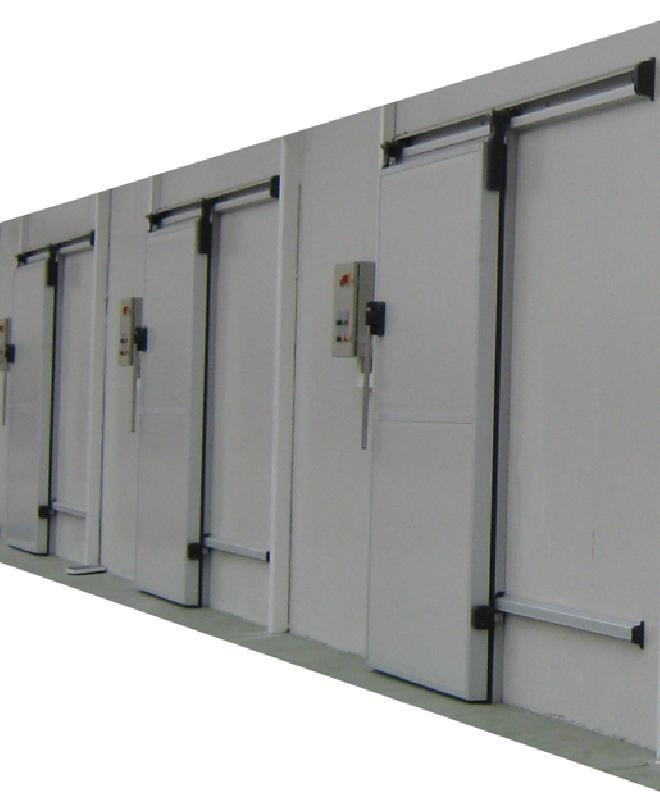 Production of Cold Room Doors - Realization and Execution services