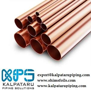 Copper Nickel UNS C70600 (90/10)  Pipes & Tubes