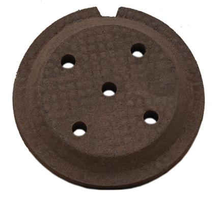 INSULATING PLATES – INPUTS - THERMO-INSULATION HOOPS FOR INSTALLING IN MOLD – INSULATION OF STEEL INGOT HEADS
