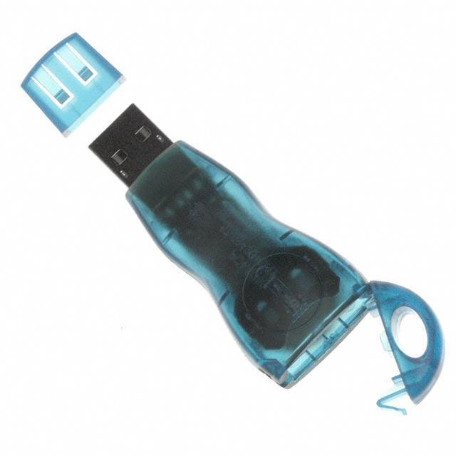 IC IBTN HOLDER USB SGL F5 W/CAP - Maxim Integrated DS9490B#