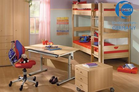 kid's furniture / kid's bed / desk - RED FROG (PAIDI) (Booth No. N6A46)