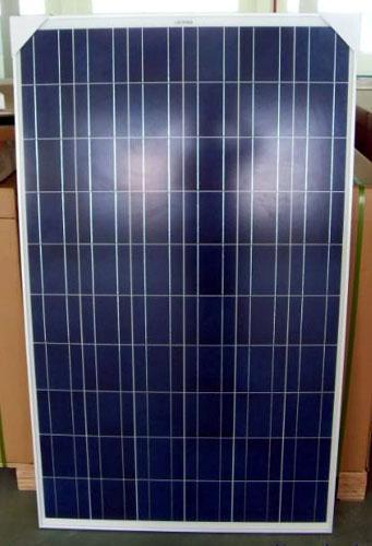 Panel solar policristalino 255w - energía limpia, 25 años de vida útil