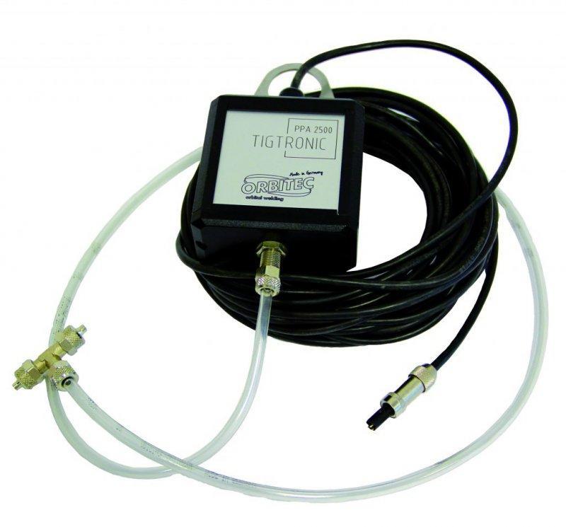 Purge pressure analyzer for orbital welding PPA 2500 - Purge pressure analyzer for orbital welding - PPA 2500, Orbitec