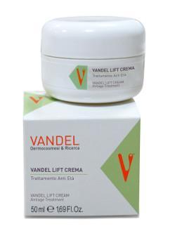 VANDEL ROSE CREMA 50 ml - Trattamento couperose ed arrossamento cutaneo