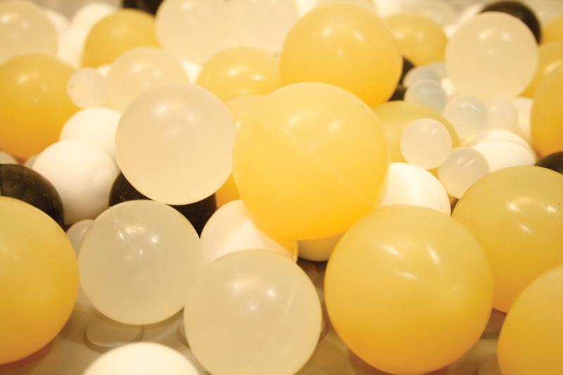 Balles pour tamisage -