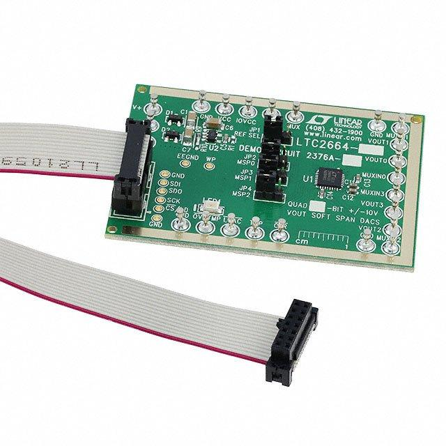 EVAL BOARD FOR LTC2664-16 - Linear Technology DC2376A-A
