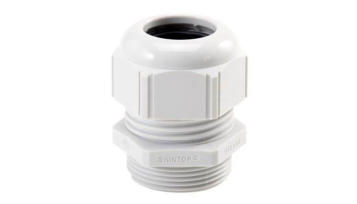 Plastic cable gland - Oil-resistant plastic cable gland for offshore platforms, SKINTOP® ST-M