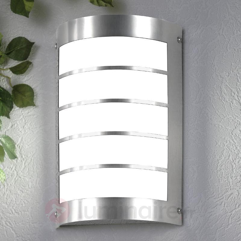 Applique d'extérieur LED Marco 1 - Appliques d'extérieur inox