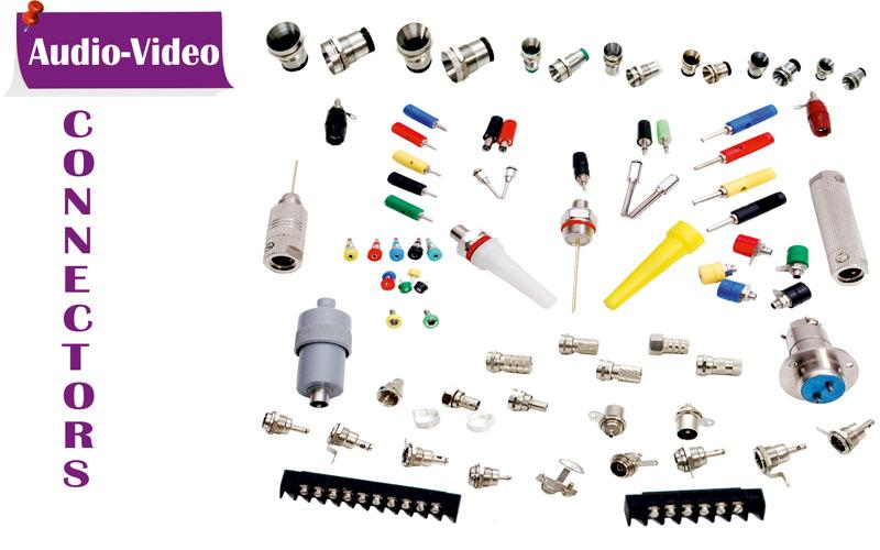 Electronic Component Parts : Electronic connector india companies