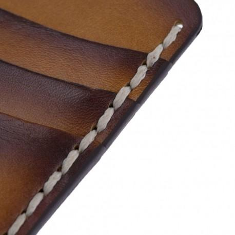 Leather Card Holder - Vintage RST2EF