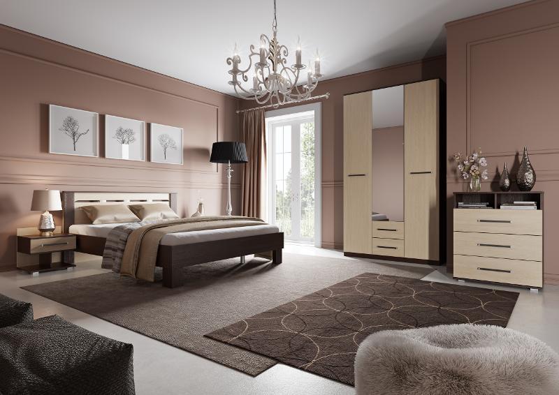 "Sleeping Set ""Geneva"" - Bedroom furniture"