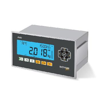 BX30 WEIGHING INDICATOR - WEIGHING PROCESS CONTROLLERS
