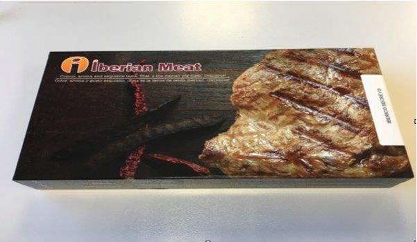 IBERIAN MEAT -  Nuovo astuccio - IBERIAN MEAT -  Nuovo astuccio