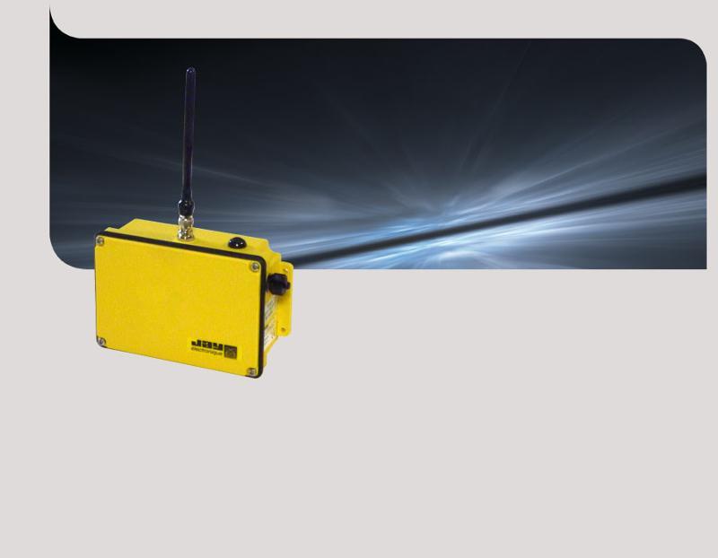 Répéteur actif sécurisé pour télécommande longue portée - Jump