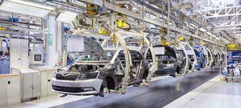 Automobilindustrie - null