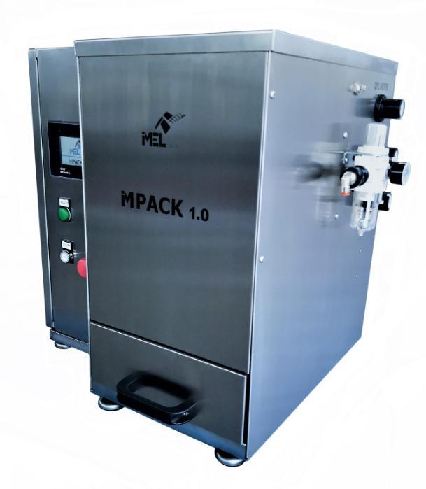 IMPACK 1.0 - Blisteratrice compatta da laboratorio
