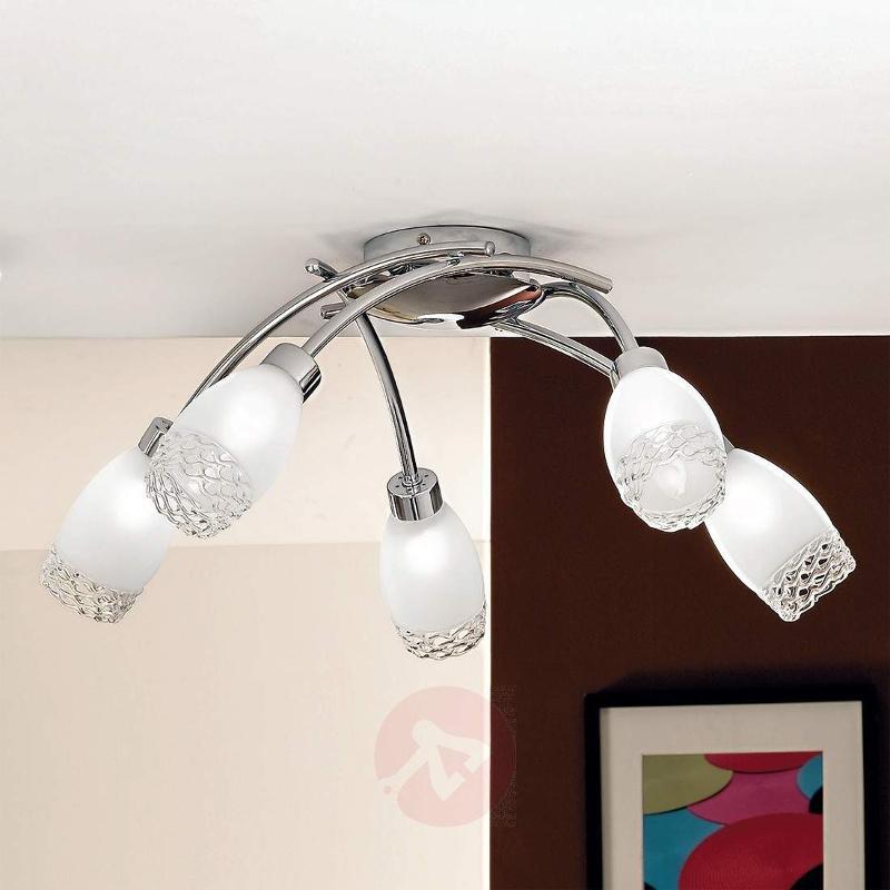 Marisa Ceiling Light Impressive Five Bulbs - Ceiling Lights